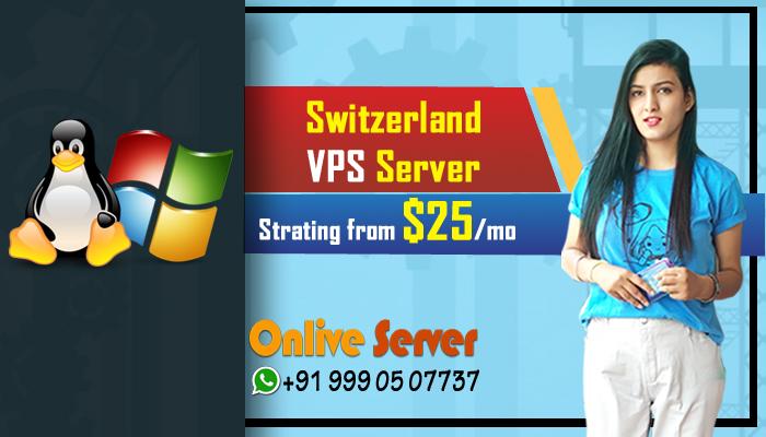 switerzerland VPS Hosting