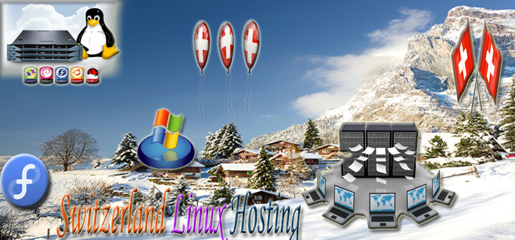 Switzerland Linux Hosting