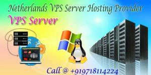 Netherlands VPS Server Hosting