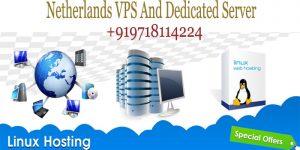 Netherlands VPS Dedicated Server