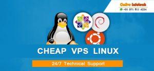 Cheap VPS Linux