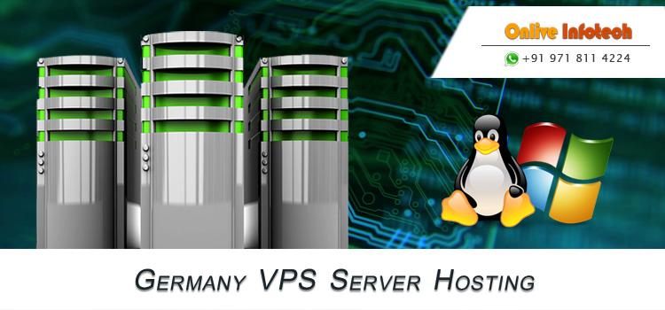 Germany VPS Server Hosting is Beneficial for Online Business