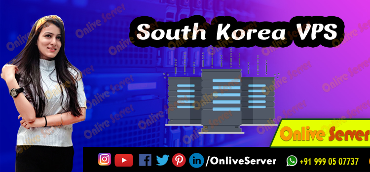 south korea VPS Server