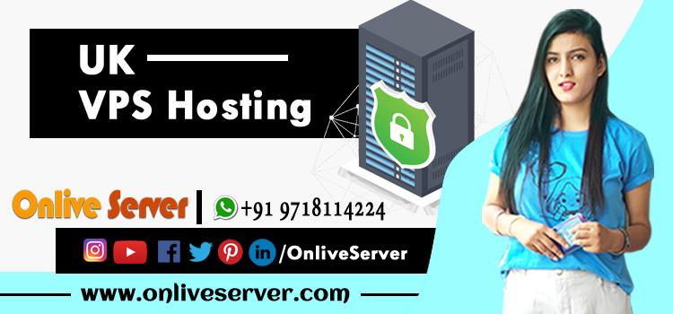 UK VPS Server Hosting - Onlive Server